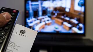 Parlament di na a la «No Billag»