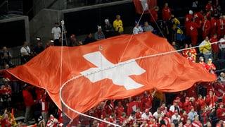 Schweiz schafft es souverän in den WM-Viertelfinal