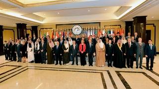 Irak erhält 30 Milliarden für den Wiederaufbau