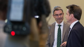 Bun resultat per Mario Cavigelli - il nov president da la regenza