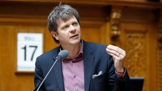Martin Bäumles Nachfolge ist geklärt: Der GLP-Vorstand hat den Berner Nationalrat Jürg Grossen für das Amt nominiert.