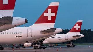 Flughafen-Streiks: Swiss streicht Flüge nach München