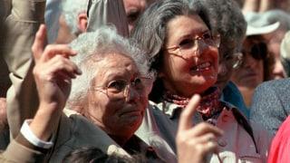 Es bestand kein Grund mehr, Frauen das Wahlrecht zu verweigern