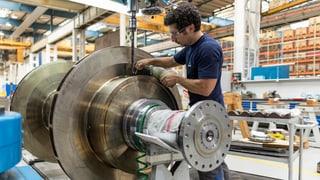 Schweizer Wirtschaft wächst langsamer