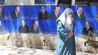 Algerien wählt neuen Präsidenten