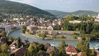 Thermalbad in Baden: Baugesuch noch in diesem Jahr?