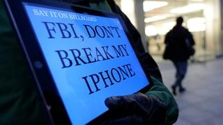 Heikler Fall für Apple: Terroristen-Handy von San Bernardino