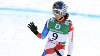 Dominique Gisin fährt diese Saison keine Slaloms mehr