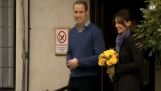 Herzogin Catherine aus dem Spital entlassen