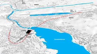 Zentralschweizer Kantone fordern Start der Projektierung