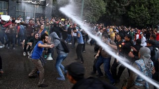 Ägypten: Polizei kennt kein Erbarmen