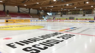 Finalissima a Scuol – ina premiera en il hockey svizzer