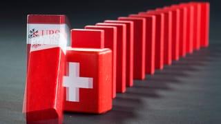 Ausblick: Wie sicher sind die Grossbanken heute?