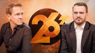 Video ««26 minutes» – 2. Staffel – Folge 3» abspielen