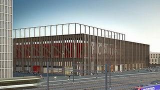 Strassen zum geplanten Stadion in Aarau sind umstritten