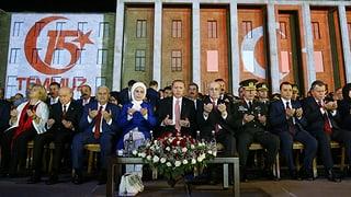 Erdogan droht «den Verrätern»
