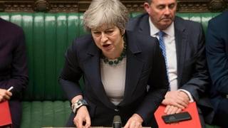 May will EU um Termin-Verschiebung bitten