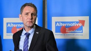AfD will Björn Höcke aus Partei ausschliessen