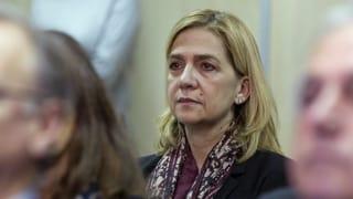 Schwester von König Felipe auf Anklagebank – Prozess auf Mallorca