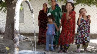 «Blue Peace»: Was kann Schweizer Wasserdiplomatie bewirken?