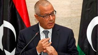 Libyens Premier Seidan abgesetzt und im Exil