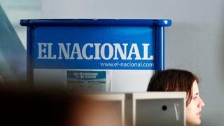 In Radio und Fernsehen ist der Name «Juan Guaidó» tabu