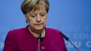 Merkel kündigt Rückzug aus der Politik für 2021 an