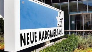 Neue Aargauer Bank führt Negativzinsen ein