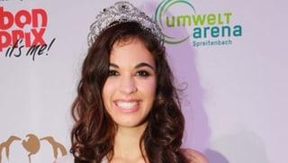 Eine Bernerin wird neue «Miss Earth Schweiz»