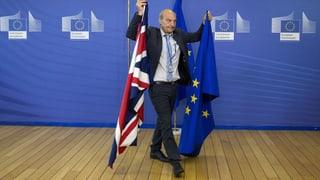 Der Brexit wird zum Scherbenhaufen