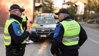 KKJPD-Präsident Käser will mehr Grenzwächter