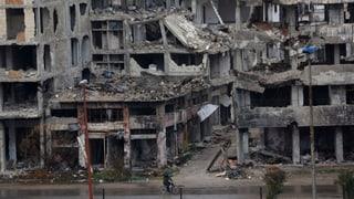 Hugo Fasel: «Ils Sirians na vulan betg vegnir emblidads»