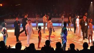 Circus Nock geniesst Standing Ovations an der Premiere
