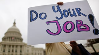 US-Budgetstreit: Vom «Shutdown» zum Showdown