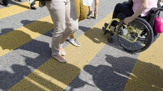 «Invalid bedeutet wertlos, nennt uns stattdessen behindert» (Artikel enthält Video)