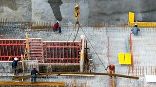 Privats han investì damain en novs projects da construcziun