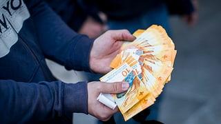 SNB rettet Unternehmen für Banknotenproduktion