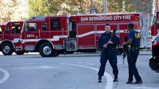 Almain 14 morts tar sajettim en California