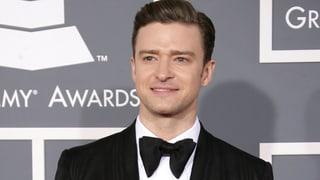 Grammys ganz im Zeichen von Justin Timberlake