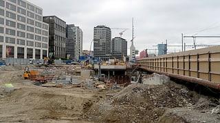 Die Fallstricke bei der SBB-Bauvergabe