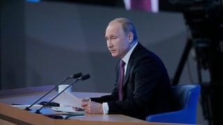 Putin warnt vor neuem Kalten Krieg und langer Wirtschaftskrise