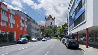 Kampf um die Thuner Innenstadt-Parkplätze