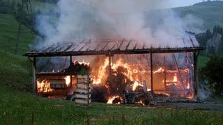 Incendi en Val Medel