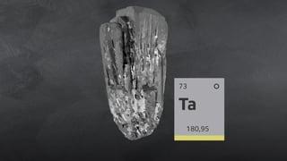 Tantal ist eines der begehrtesten Metalle. Wofür es gebraucht wird und weshalb der Abbau so problematisch ist, zeigt die Infografik.