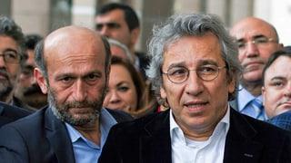 Kritik an Verhaftung von Journalisten in der Türkei