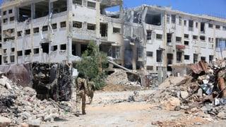 Bewohner von Aleppo trauen den «sicheren» Fluchtkorridoren nicht