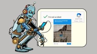 Ich bin kein Roboter! Oder doch? (Artikel enthält Audio)