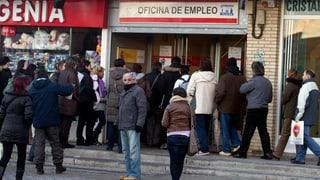 26 Millionen Arbeitslose in der EU