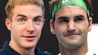 Komiker Michael Elsener gesteht Roger-Federer-Schwindel