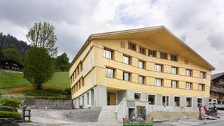 Neue Jugendherberge Gstaad Saanenland